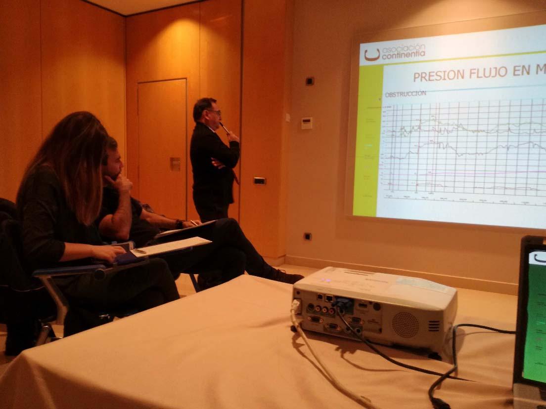 11 curso acreditacion urodinamia