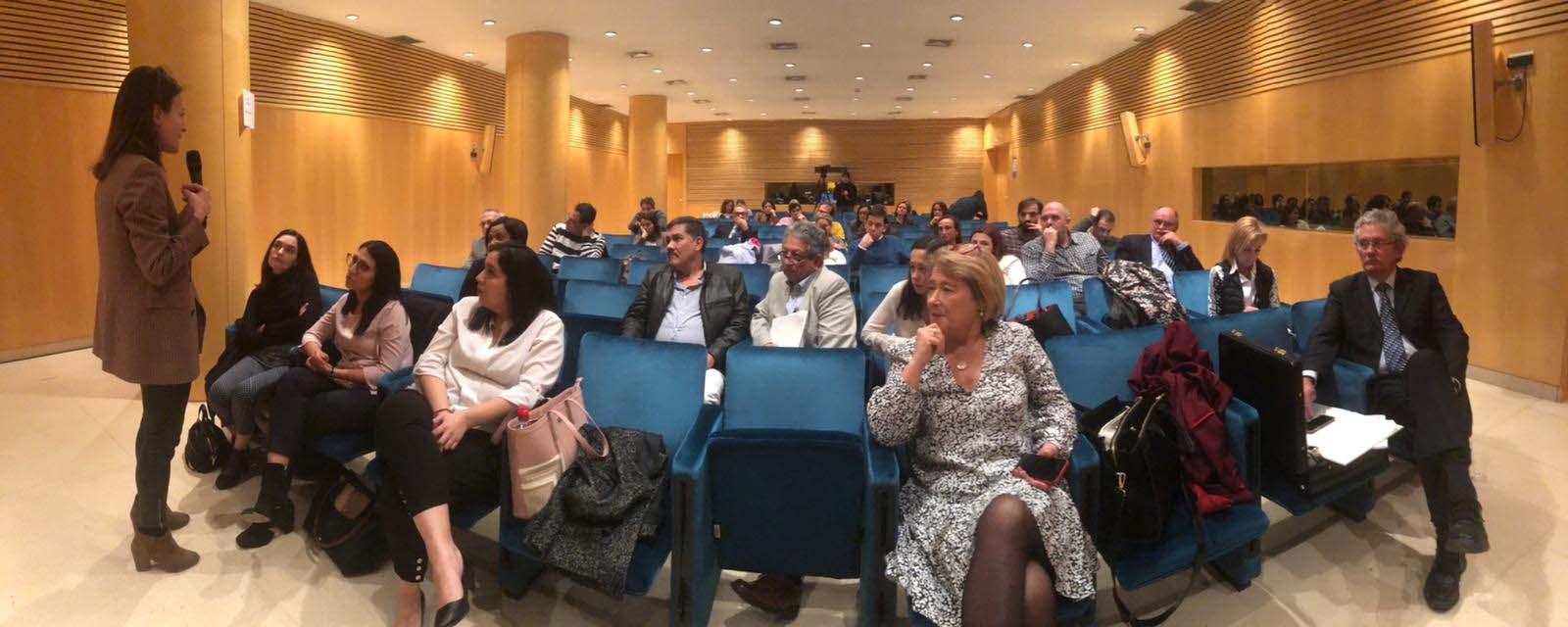 Diálogos en Uro-ginecología funcional